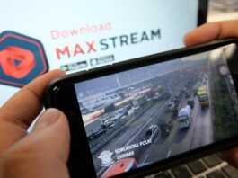 Aplikasi MAXstream