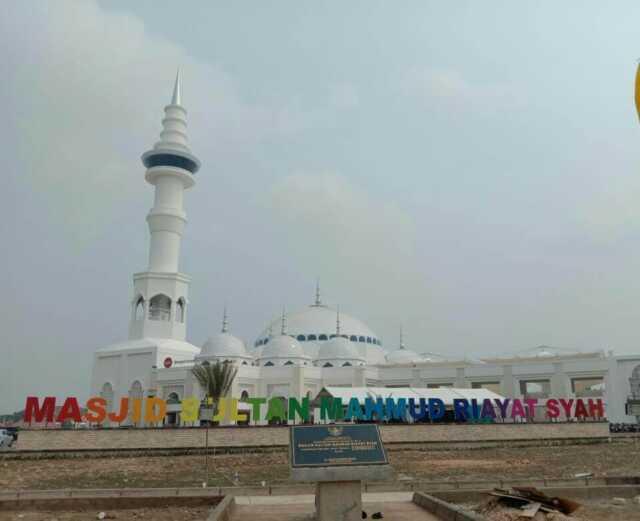 Masjid Agung 2 Batam