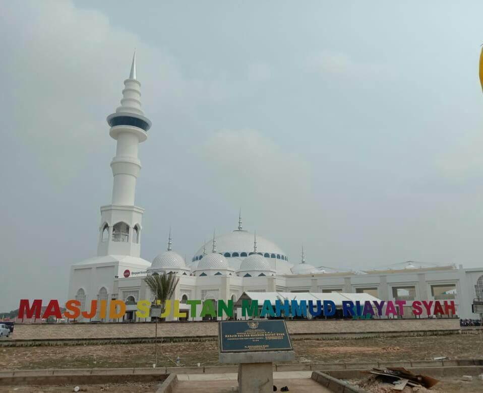 Masjid Agung Ii Batam Masuk Paket Wisata Wajib Dikunjungi Turis Barakata Id