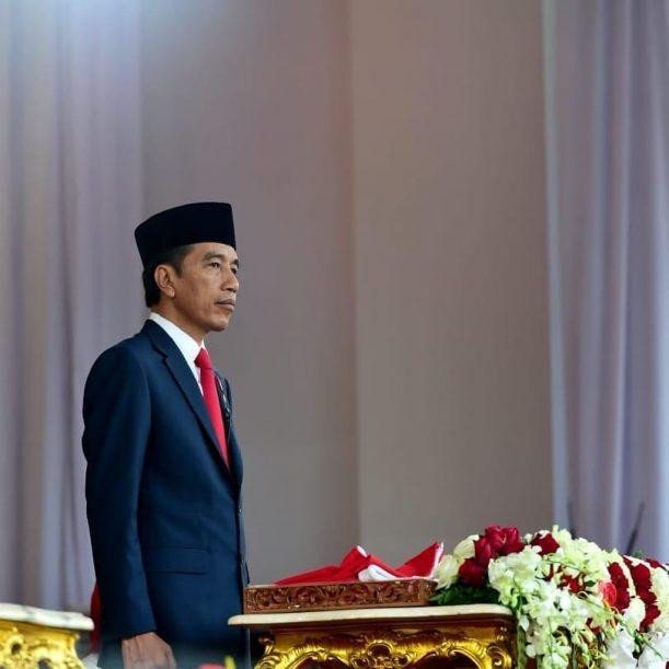 Setahun Jokowi-Ma'ruf