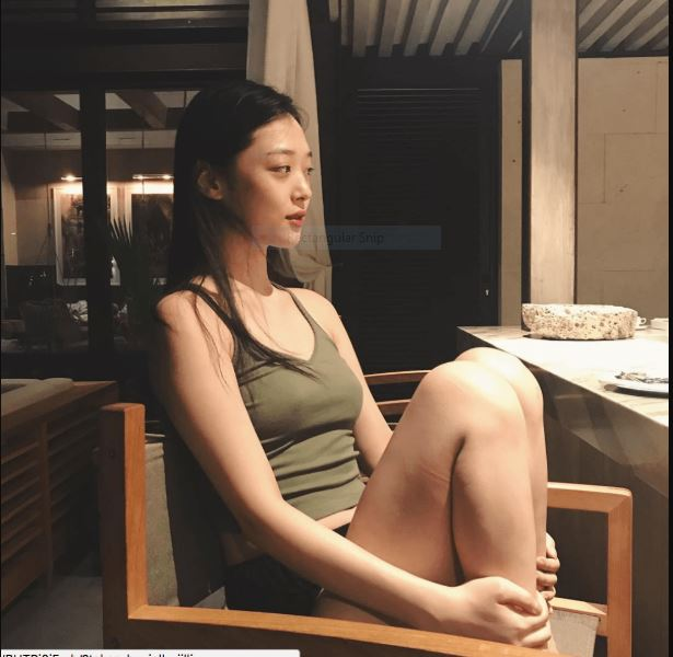 6 Postingan Artis Korea Sulli Yang Dinyinyiri Netizen Dari Ciuman Hingga Tak Pakai Bra Barakata Id