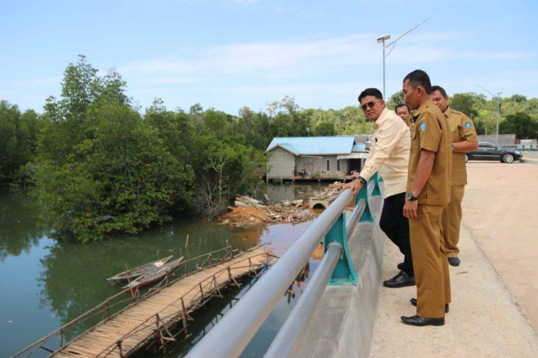 Jembatan Penaga Bintan