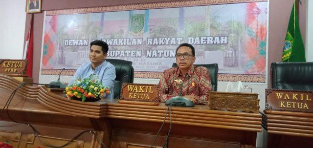 Ketua DPRD Natuna
