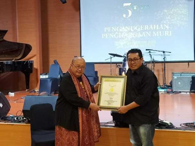 Penghargaan Muri