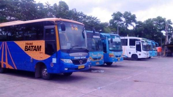 Bus Trans Batam