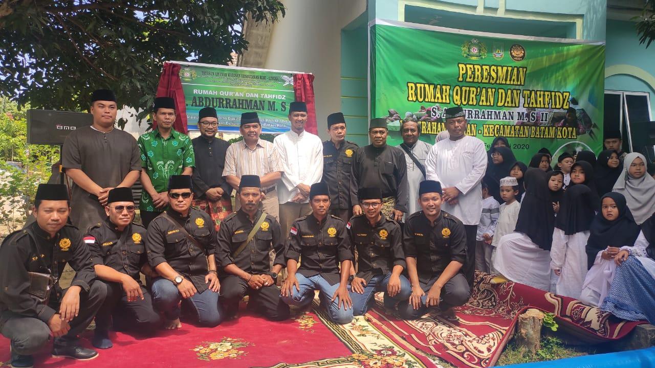 Rumah Quran dan Tahfidz