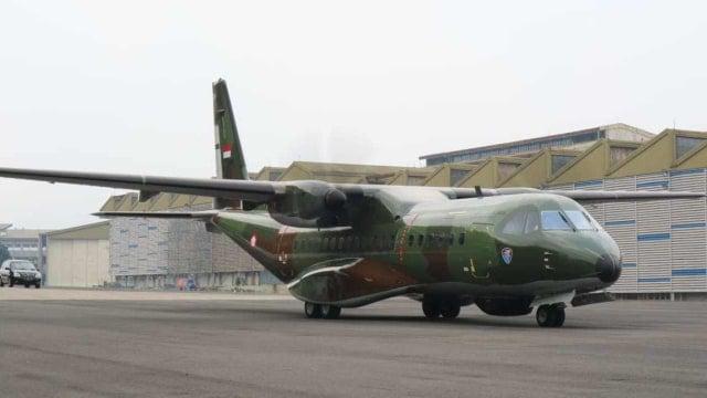 Pesawat CASA CN A-2909