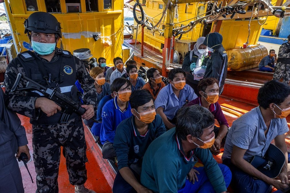 Nelayan Asal Vietnam