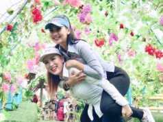 Angela Tee dan Soraya Rasyid