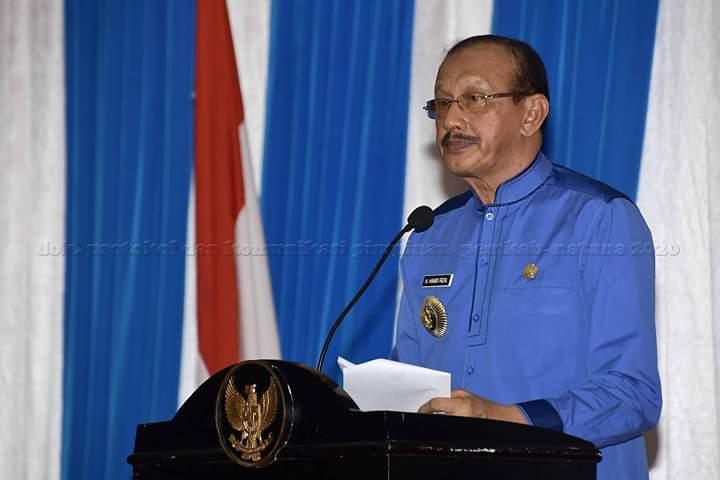 Bupati Natuna Abdul Hamid