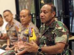 Panglima Kodam XVII/Cenderawasih, Mayjen TNI Herman Asaribab