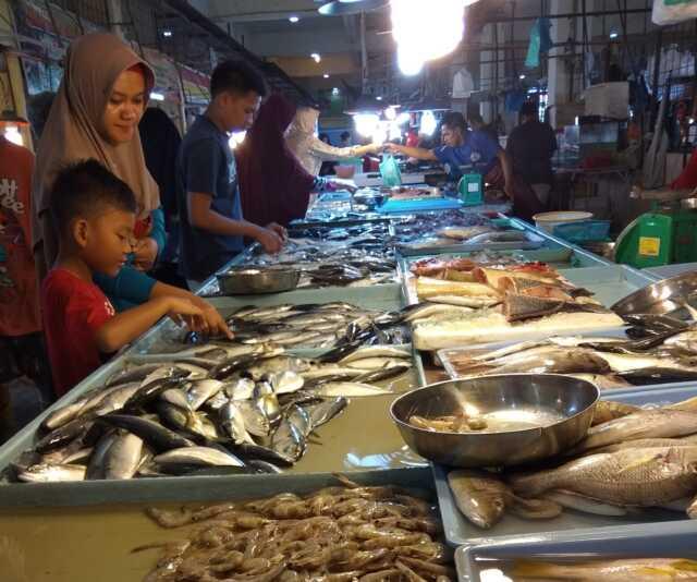 Pasar Botania 2 Batam