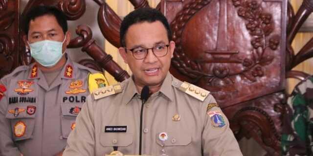 Jakarta PSBB Total