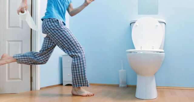 Ilustrasi Toilet Umum