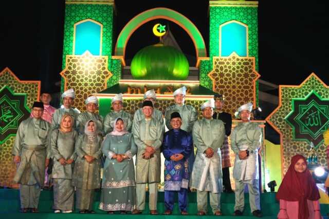 Kecamatan Bukit Bestari Raih juara umum MTQ XIV Kota Tanjungpinang