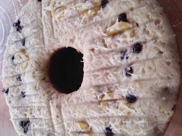 Resep Kek Pisang Coklat