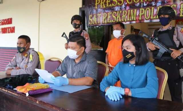 Pencabulan di Bintan