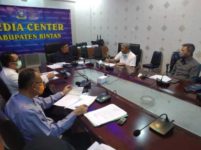 Bupati Bintan : Bantuan Dikucurkan Rp 1.800.000,- Per KK Untuk 3 Bulan