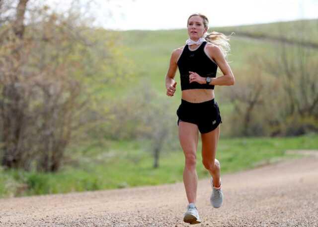 Lari merupakan olahraga