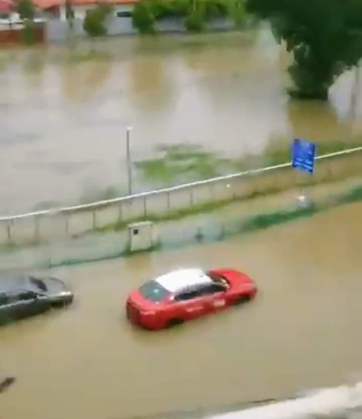 Singapura Banjir