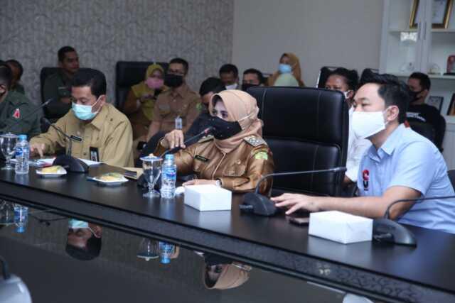 OK OCE Indonesia Jalin Kerja Sama dengan Pemko Tanjungpinang