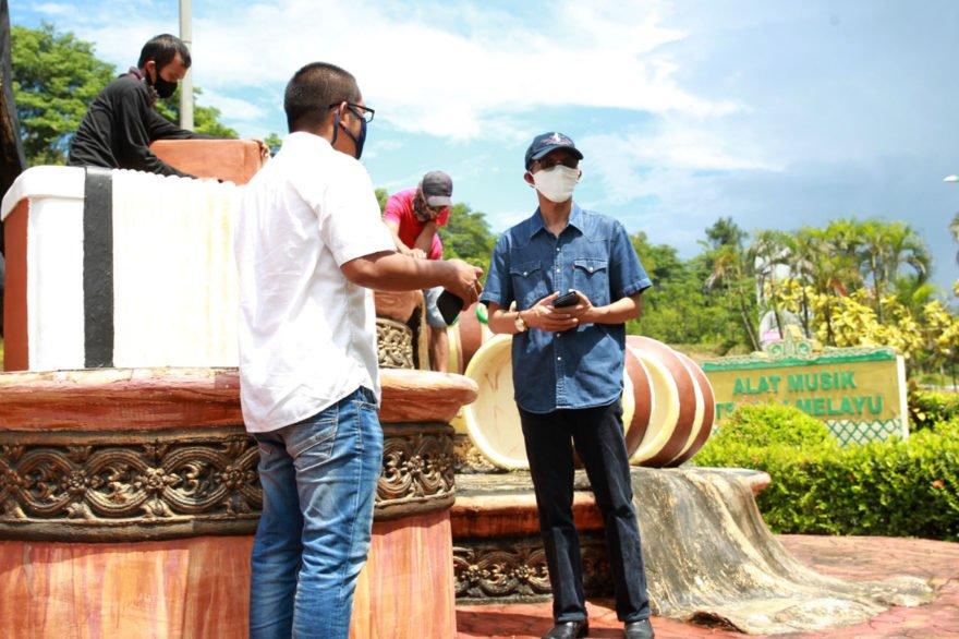 Monumen Budaya Melayu Batam