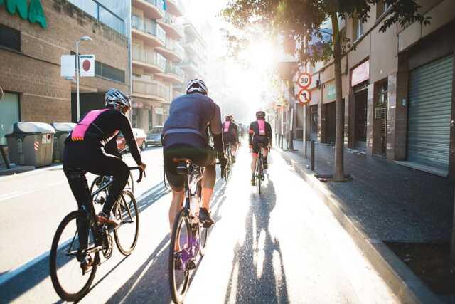 Larangan untuk Pesepeda