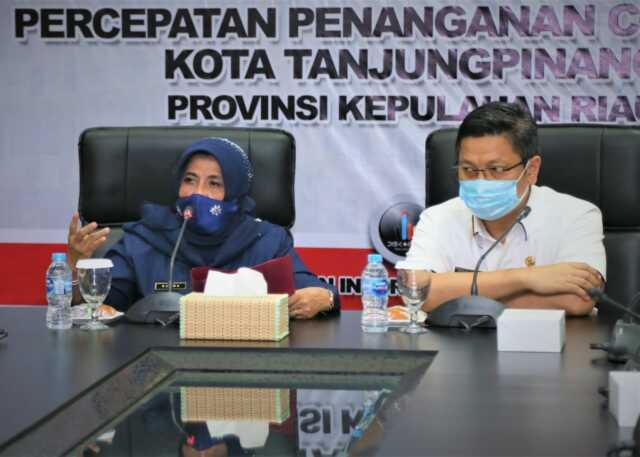 Plt. Walikota Jawab tentang Penyaluran BLT Pemko Tanjungpinang