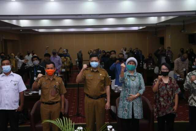 Disbudpar Gelar Pelatihan Tata Kelola Destinasi Wisata Di Kota Tanjungpinang