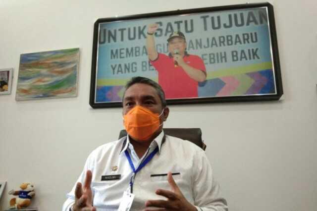 Wali Kota Banjarubaru