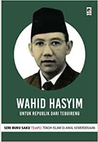 KH Hasyim Wahid