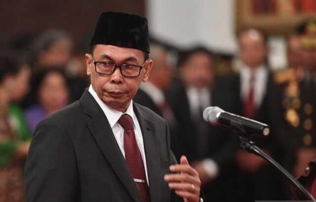 Wakil Ketua KPK Nawawi