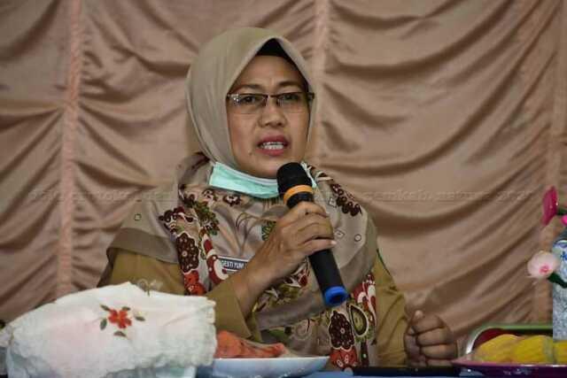 Wakil Bupati Natuna, Ngesti Yuni Suprapti