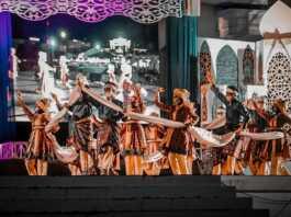 Tari Bahtera Tabir Islami