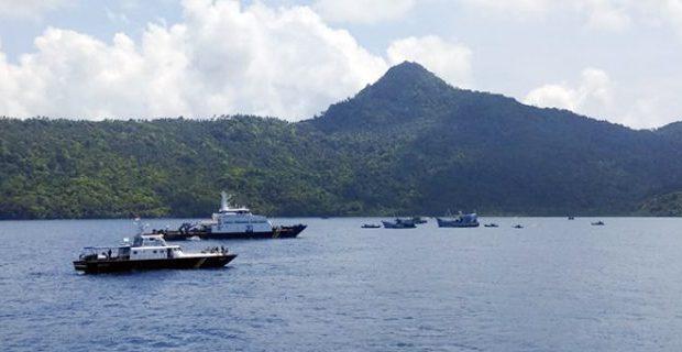 Kapal Vietnam Ditangkap