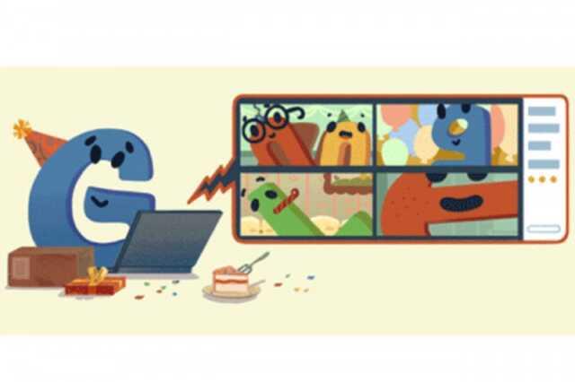 ulang tahun google 2020