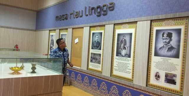 Sejarah Riau Lingga kini bisa dipelajari di museum batam