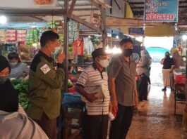 Disperindag Turun ke Pasar