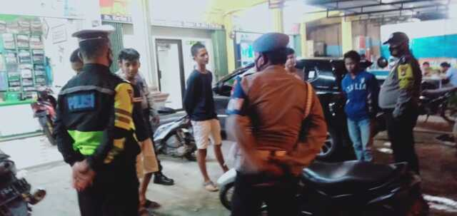 Polresta Patroli Skala Besar