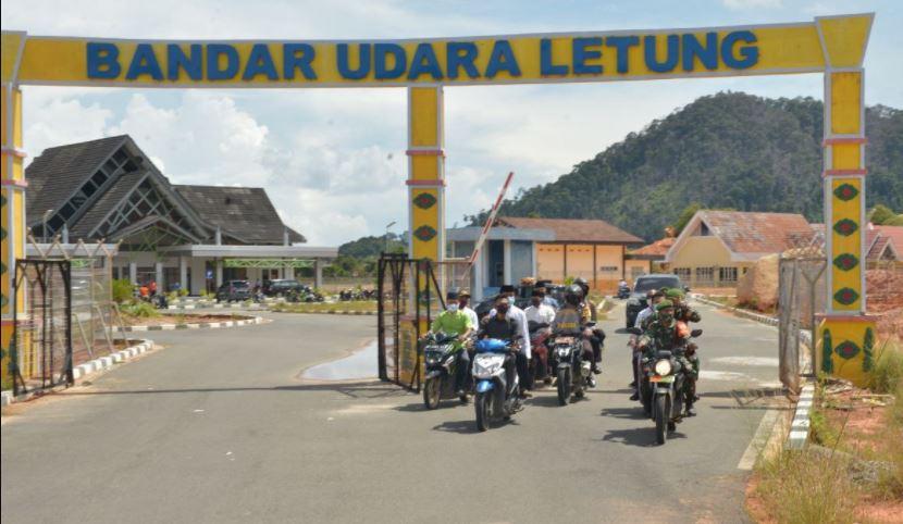 Bandara Letung Anambas