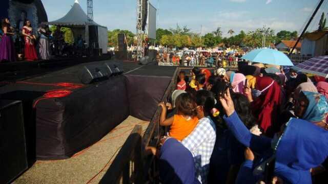 Konser Dangdut