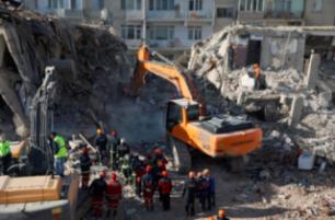 Gempa dan Tsunami Turki