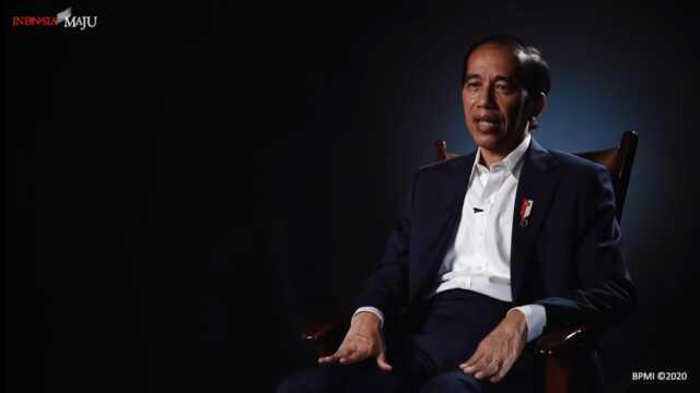 Jokowi Lockdown
