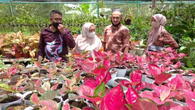 Flower Festival di Batam