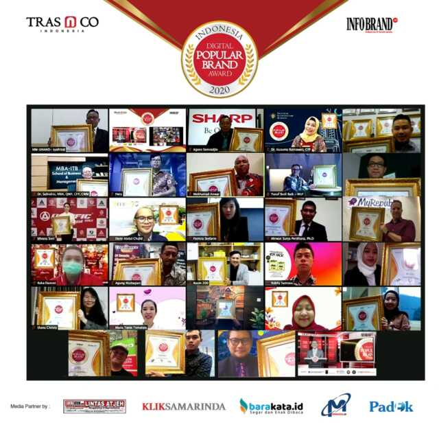 Indonesia Digital Popular Award
