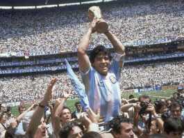 Maradona Tangan Tuhan
