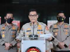 2 Jenderal Dicopot