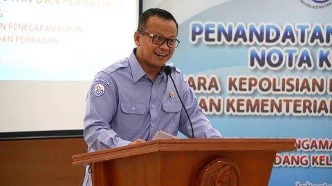Menteri Kelautan