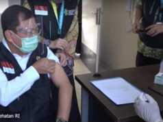 Persiapan Vaksinasi