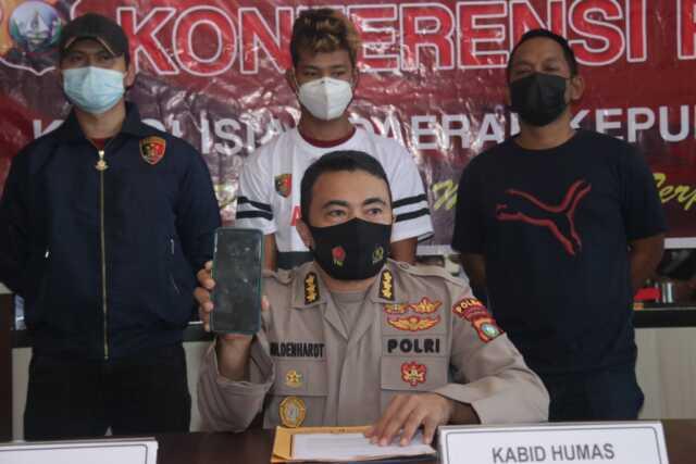Pembunuh Wanita Tanjungpinang
